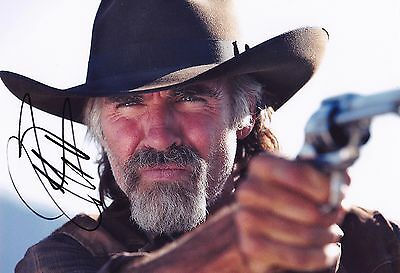 JEFF FAHEY - US Film and TV Actor - Hand Signed A4 Photo