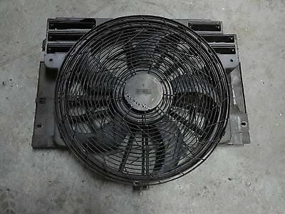 2006 BMW X5 E53 3.0 diesel radiator electric fan 6909107