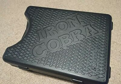 Tama iron cobra double pedal, left footed