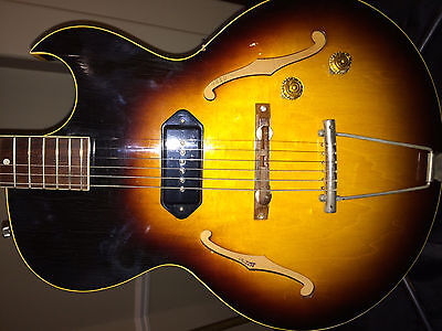 1958 Gibson ES 225T hollowbody electric