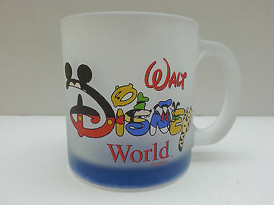 Walt Disney World coffee cup mug FREE Shipping!!