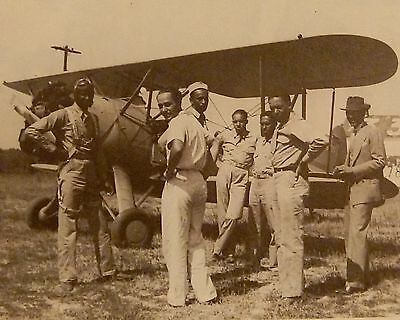 Rare History Book On Tuskegee Airmen & Institute WWII African-American Pilots