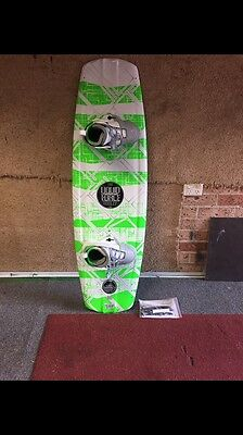 Liquard Force Harley Wakeboard