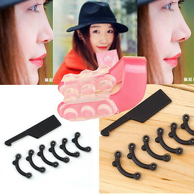 1Set 3Sizes Nose Up Lifting Shaping Clip Clipper Tool +1* Red Nose Up Shaper New