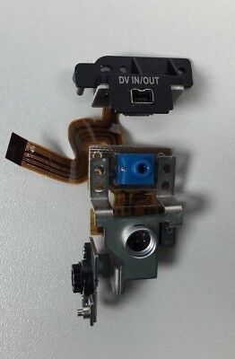 XL1s Canon Part Replacement DV FireWire LANC Jack Board WORKS