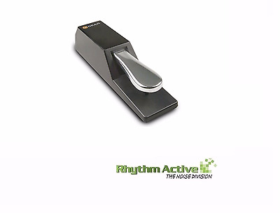 M-Audio Sp-2 Sp2 Sustain Foot Pedal For Keyboard/synthesizer/electric Piano