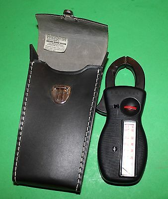 AMPROBE CLAMP-ON Meter With Case