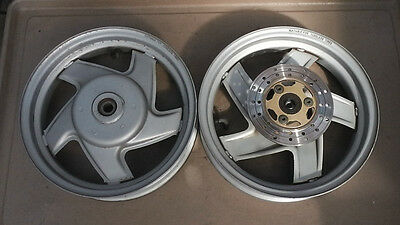 YAMAHA SB01J Grand Axis 100 Wheel Set