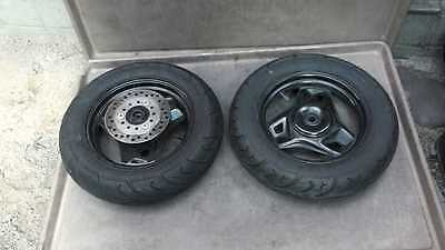 HONDA AF35 LIVE DIO ZX Wheel Set tire