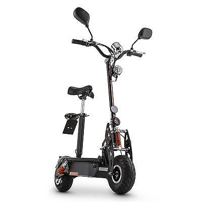 500 W POWERFUL ROAD ELECTRIC SCOOTER BIKE RIDE ON E-SCOOTER 36 V 20 km/h FAST