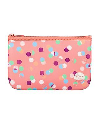 NEW ROXY™  Girls 2-7 Solid Emotions Pencil Case Girls