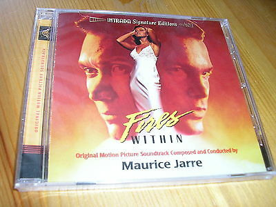Maurice Jarre - Fires Within (Intrada Signature Edition) Brand NEW & Sealed