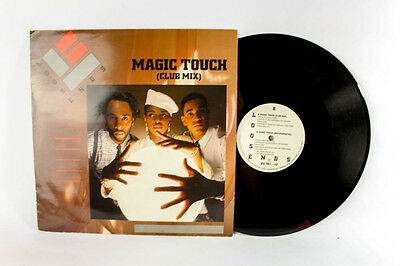 """LOOSE ENDS Magic Touch DOUBLE 12"""" VINYL 4 Track Club Mix Double In Gatefold"""