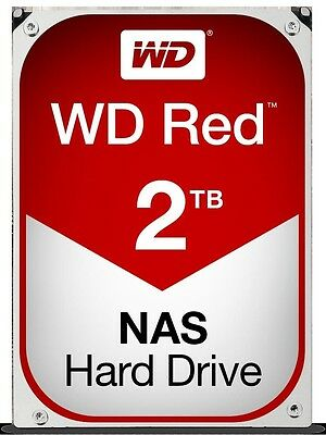 "WD Red WD20EFRX 3.5"" 2TB 64MB Intellipower NAS HDD[WD20EFRX]"
