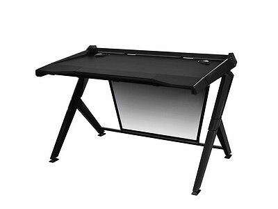 DXRacer 1000 Series Gaming Desk - Black  [GD/1000/N]