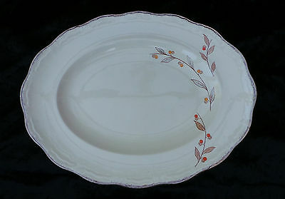 Collectible Vintage Meakin Astbury Platter or Charger 1930/40