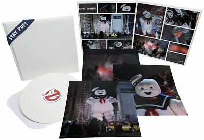 """GHOSTBUSTERS 12"""" SINGLE VINYL Ray Parker JNR RUN DMC NEW DELUXE COLLECTOR ED"""