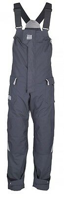 XM Yachting Offshore Trousers : Anthracite Grey Size Medium - New