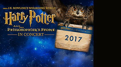 Harry Potter & The Philosophers Stone In Concert - Sydney Opera House 28/4/17
