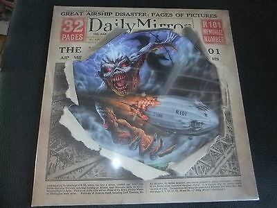 IRON MAIDEN - EMPIRE OF THE CLOUDS - Lim. Picture EP RSD 2016  NEW