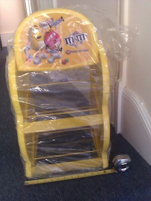 M&m Sweets, Colourful Shop Display Rack