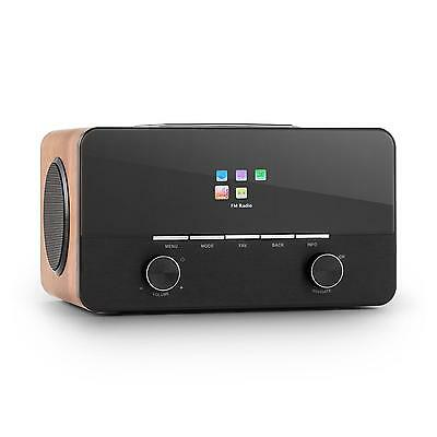 Dab Ukw Rds Internetradio Stereo Media Usb Mp3 Player Lautsprecher Wlan Lan Aux