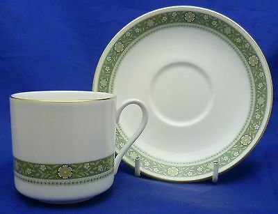 A Royal Doulton 'Rondelay' Coffee Can And Saucer