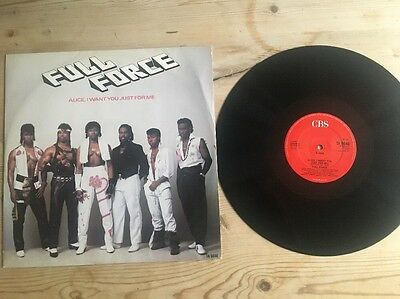 Full Force - Alice I Want You Just For Me.