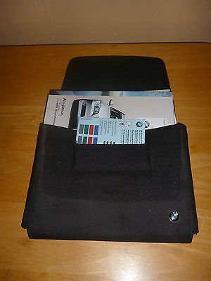 Bmw 3 Series Saloon Owners Manual 05/06