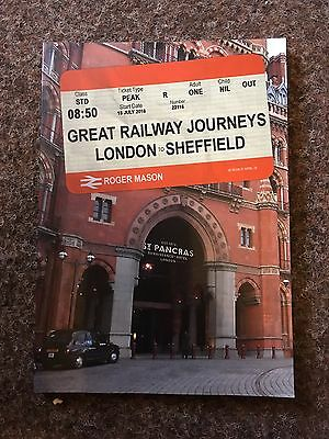 Great Railway Journeys London To Sheffield