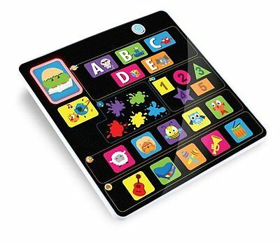 Touch Fun N Play Tablet For Kids To Learn About Animals Colors & More