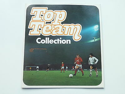 Esso 1973/74 Football Top Team Complete Collection Off 22 In Folder