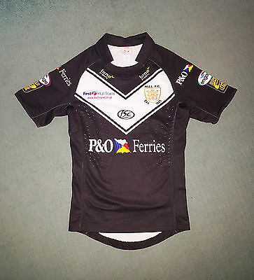 HULL FC Player Issue Rugby Shirt. Size XS