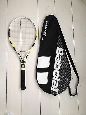 Babolat Aero Pro Lite Tennis Racket Grip 2 With Bag
