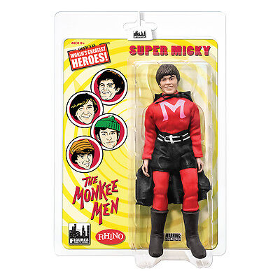 The Monkees 8 Inch Mego Style Action Figures: The Monkee Men Micky Dolenz