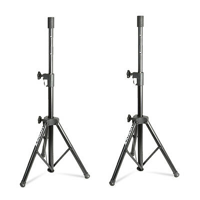 Vonyx 180.553 Pair of Speaker Stands