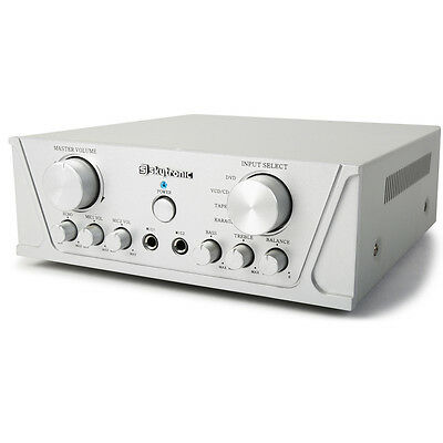 Skytronic 103.100 Home Hifi Stereo Amplifier 100W