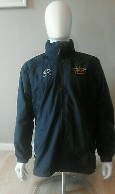 Wigan St Patricks Rugby League training jacket Medium good condition