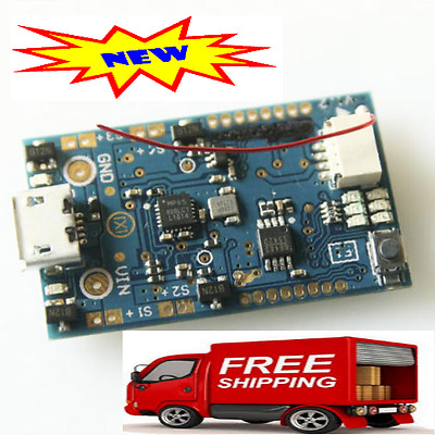 Micro Scisky 32bits Brushed Flight Control Board Built-in FlySky Compatible RX