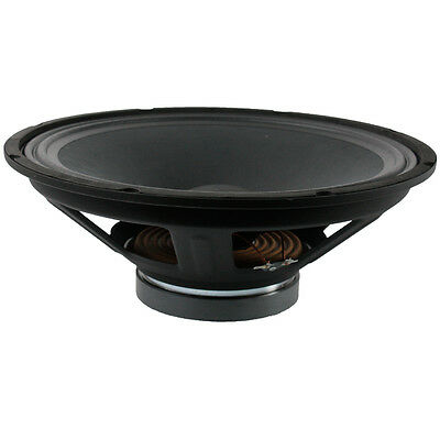 QTX Sound 902.519 15 Inch Replacement Speaker Driver 250W
