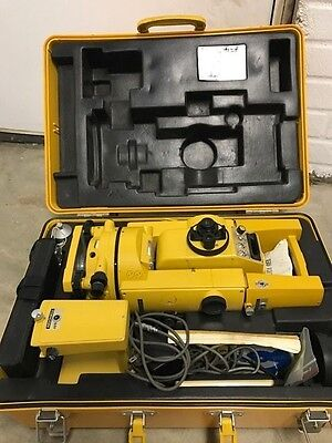 Topcon GTS-2 surveying total station with SRC-3 and more