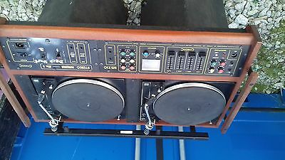 Citronic Stereo Hawaii Disco Console