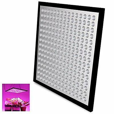 Lendoo LED Grow 225Pcs Plant Light, 45W 0.4 inch thickness Ultra-thin plant grow