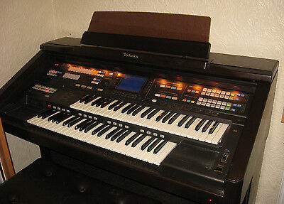 Technics SX-GA3 Organ