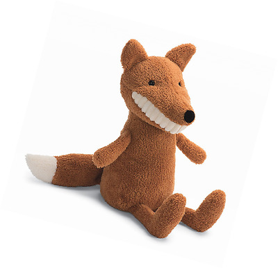 Jellycat Toothie Fox Large