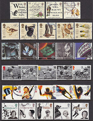 1996 Commemorative Year Set Complete ( 9 Sets )  Used