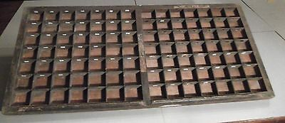 Letterpress Type Case / Tray print use or display