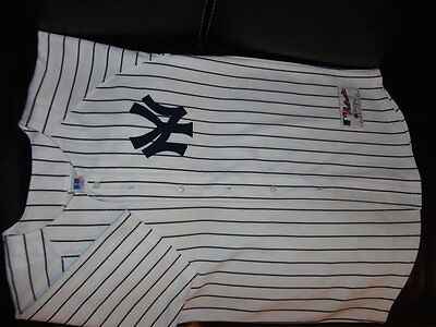 York Yankees Baseball Jersey - (Mens L)