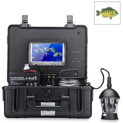 NEW CANERA Underwater Fishing Camera 360 Degrees STRONG Sony CCD 600TVL Remote