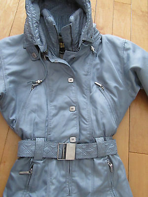 Couloir Metropolis Baby Blue One Piece Ski/Snow Suit Size 2